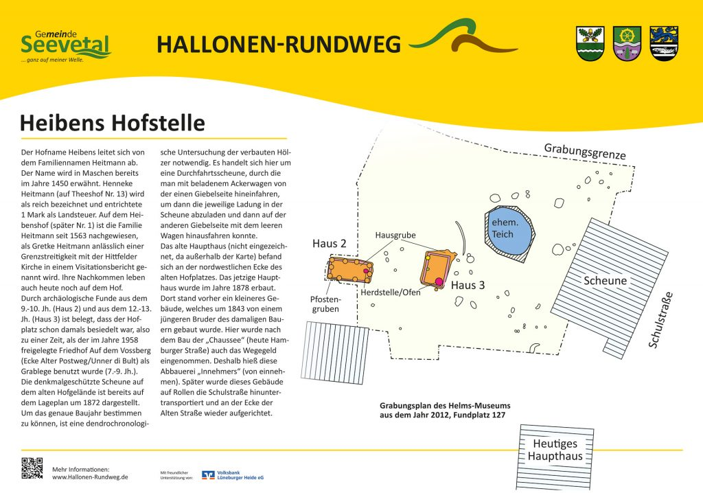Heibens Hofstelle