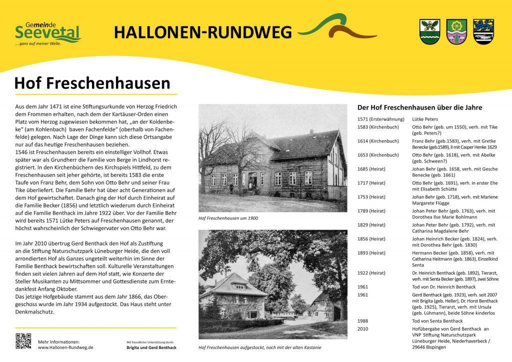Hof Freschenhausen