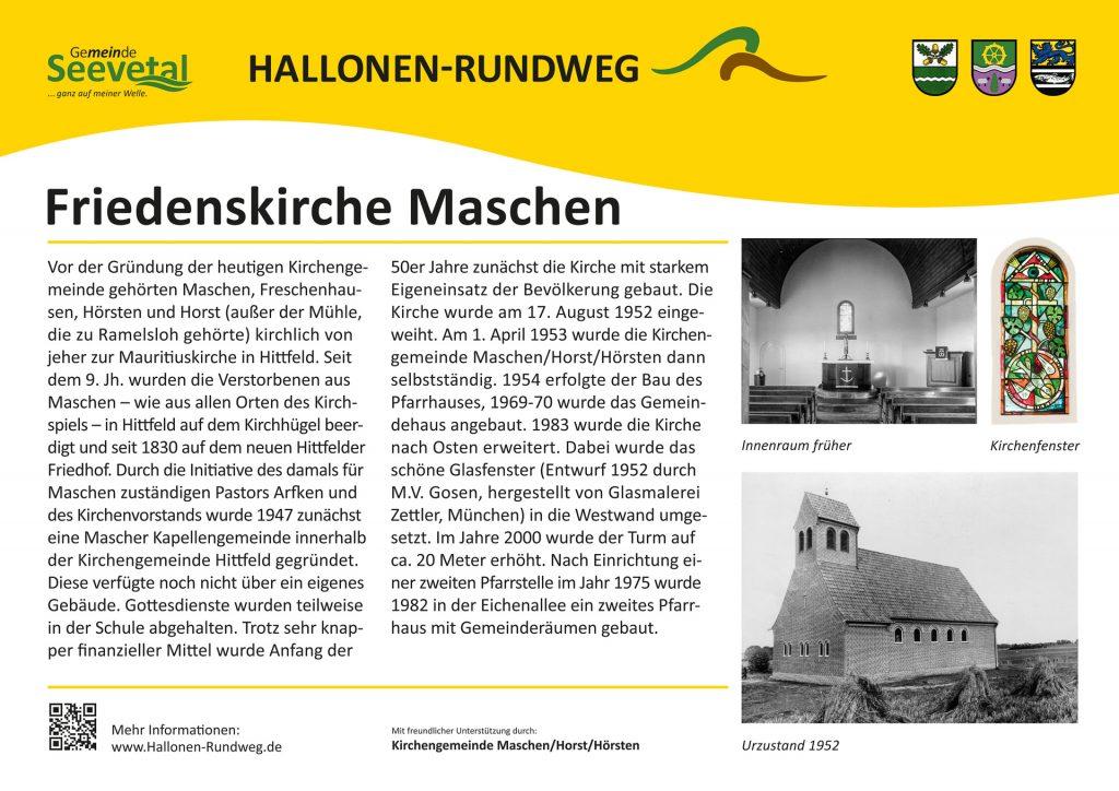 5 Friedenskirche Maschen