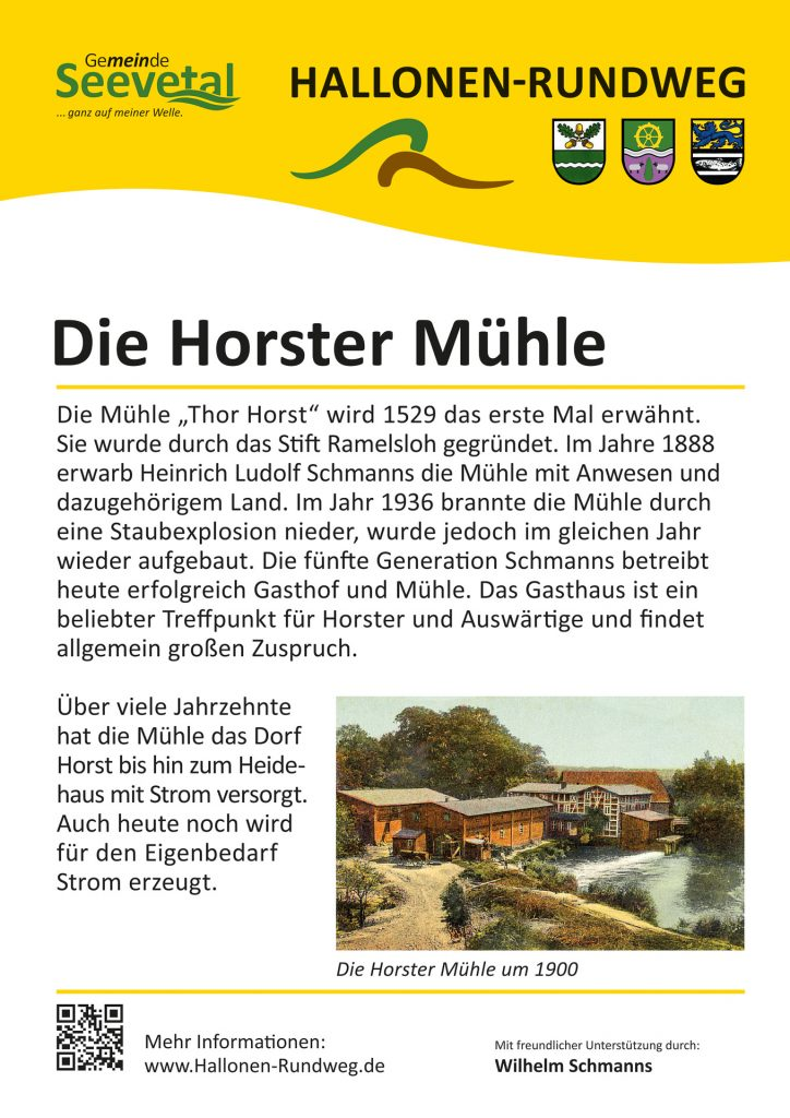 Horster Mühle